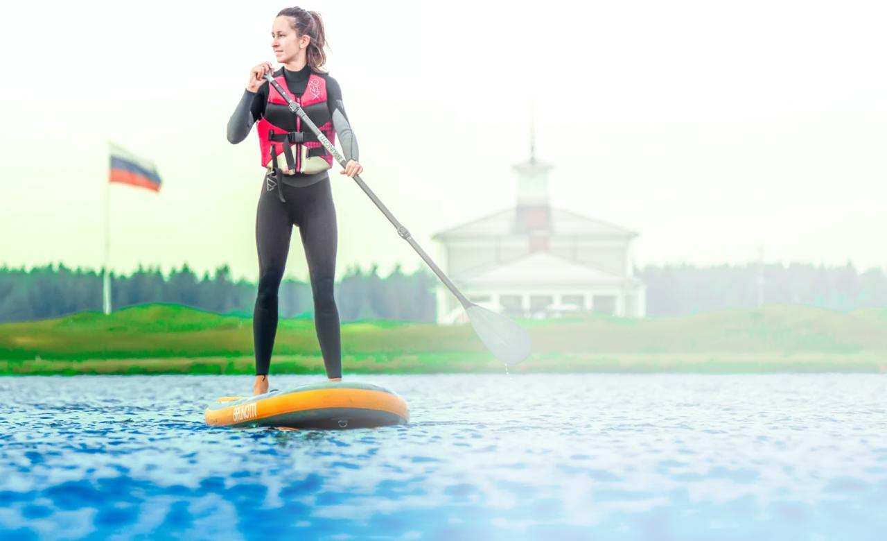 САП-серфинг в Санкт-Петербурге и Ленинградской области